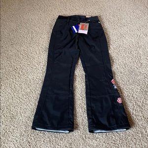 Marker floral pant ski pants